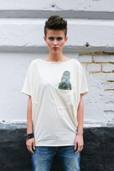 Gorilla top Animal, Mens Tops, T Shirt, Fashion, Supreme T Shirt, Moda, Tee Shirt, Fashion Styles, Animals