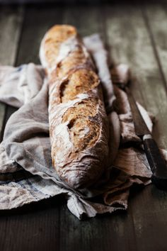 delta-breezes: Baguette by onegirlinthekitchen on Flickr.