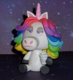 Funko Mystery Mini of Rainbow Unicorn from Disney's Inside Out