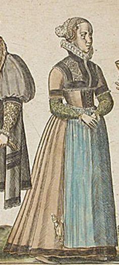 The Costume of Westphalia | | The German Renaissance of Genoveva
