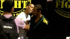 Nate Diaz Altercation May 12, 2012 World Jiu-Jitsu Expo at Long Beach Co...