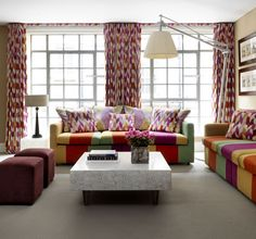 Firmdale Hotels  Designed by Kit Kemp