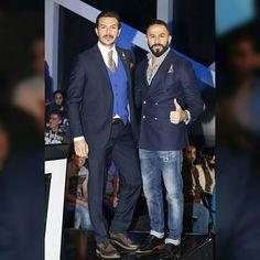 باسل خياط و قصي خولي Bassil Khayat and Kosai Khouli - Syrian actors