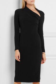 Cushnie et Ochs | Stella cutout stretch-cady dress | NET-A-PORTER.COM