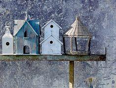 Vogelhuis | Buiten | WWW.ZINKENZO.NL