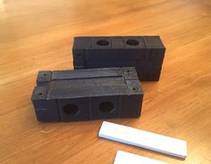 Injection Molding Tool printed with FilaOne™ GRAY 3D printer filament