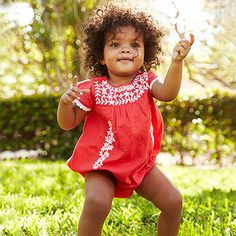 When to Expect Your Tot to Walk