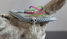 This Ropelet from the Skull collection would make a great gift for someone or just look good on your wrist! See all the handmade rope bracelets at www.ropelet.co.uk, made to your order. Let the rope free