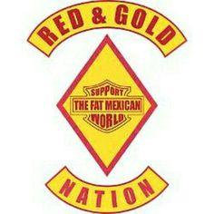 Biker Clubs, Motorcycle Clubs, Bandidos Motorcycle Club, Diablo, Red Gold, Bikers, Devil