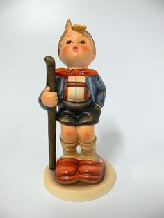 Goebel / Hummel Figur Hans im Glück Little Hiker $50.00