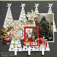 Layout by design team member Wendy Antenucci