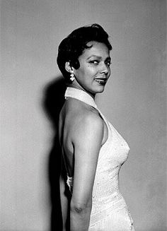 Hollywood is loneliness beside the swimming pool. - absolute-most: Dorothy Dandridge in London (c. Old Hollywood Glamour, Classic Hollywood, Black Actresses, Classic Actresses, Hollywood Actresses, Best Actress Oscar, Dorothy Dandridge, Vintage Black Glamour, My Black Is Beautiful