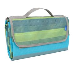 ABNII Picnic Outdoor Blanket Handy Mat Tote Waterproof Sandproof Extra Large Camping Beach Blanket. Heatproof &Sandproof layers with attractive tartan & new fashion stripe design, preventing you from sandburn and perfectly for summer and beach. No waterproof backing yet convenient to wash and keep it clean. Durable material, no bother to change for new ones from time to time. Most simple style rolled and tied with webbing strap. Good companion for camping and outdoor activities. 6 MONTHS...