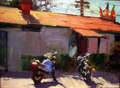 Randall Sexton, 2006 Best in Show, Maui Plein Air Painting Invitational