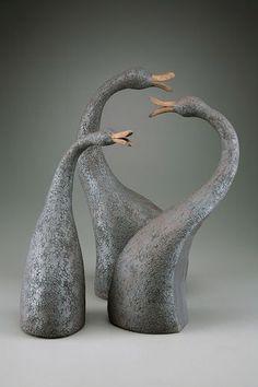 Stelter Sculpture - Birds