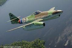 Military Aviation Museum's (MAM)Messerschmitt airborne (Friday) (Image Credit: Luigino Caliaro / Aerophoto) Ww2 Aircraft, Fighter Aircraft, Military Aircraft, Fighter Jets, Luftwaffe, Me262, Messerschmitt Me 262, Scale Models, Fixed Wing Aircraft