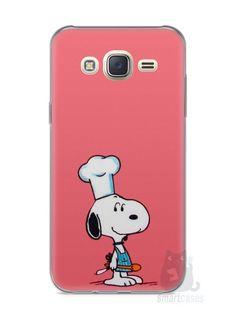 Capa Capinha Samsung J7 Snoopy #20 - SmartCases - Acessórios para celulares e tablets :)