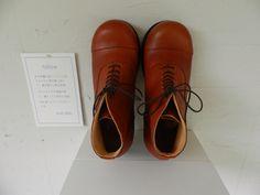 follow http://hirakihimi-shoes.com/ #kamoukutuya #hirakihimi #おでこ靴 #革靴 #ハンドメイド #パズー #ルパン #shoes
