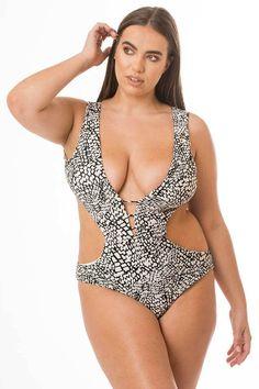27207489e75 716 Best Plus Size Swimwear images in 2019