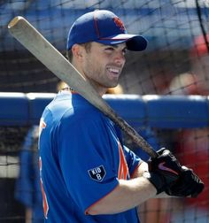 And although I am not a Mets fan, I am a David Wright fan forever ♡David Wright, NYM