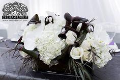 Celsia Florist table center pieces