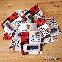 Clé 32 GB Kingston USB 3.0 Était 29.99$  Spécial 22.00$ DataTraveler  101 Neuve MP3000 Soutien & Service informatique Si vous avez des problèmes, dites-le-nous !! Et                          Si vous Êtes satisfait, parlez de nous !!! 514-433-8469  #kingston #clé_usb #informatique #mp3000 #32GB Kingston Usb, Business, Usb Flash Drive, Store, Business Illustration