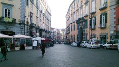 Salida de la Piazza del Gesú Nuovo | Nápoles