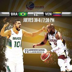 Via Instagram LAEMINENCIAreal Hoy es que comienza esto Venezuela vs. #Brasil  aplaude lo tuyo mucho de aplaudir a la NBA pero hoy tenemos nuestro basket en un momento inmenso #AplaudemeAMi ellos son #SeleNac el #DreamTeam de Venezuela  los #HeroesDeMexico campeones america... Venezuela #Vzla2K16  #SuramericanoCaracas2016 #ADNvinotinto #SelNac #JuntosSomosMas #Venezuela #Suramericano #basket #Baloncesto #2K16  #Deporte #Art #LaEminencia #basketball #VinoTinto #somosvinotinto #tw