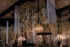 wedding-styling photographs of Joanna & George fanos