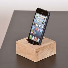 Dock iPhone Blumen :