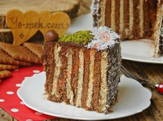 The Most Delicious Dessert You Will Remember About Your Childhood: Biscuit Cake - Kuchen Meatloaf Recipe With Crackers, Good Meatloaf Recipe, Meat Loaf Recipe Easy, Best Meatloaf, Sour Cream Biscuits, Sour Cream Cake, Köstliche Desserts, Delicious Desserts, Yummy Food