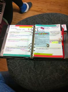 PlannerPeople: What's in my Filofax