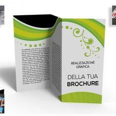 Realizzazione layout grafico di Brochure