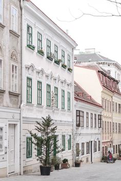 Spittelberg, a hidden gem of Vienna - from travel blog: http://Epepa.eu
