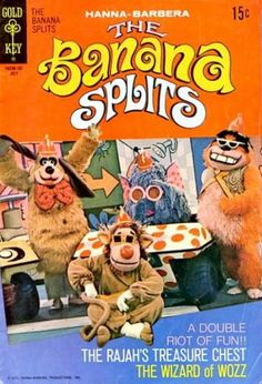 "The Banana Spilts (1968)  - Funky Saturday Mornings - Funk Gumbo Radio: http://www.live365.com/stations/sirhobson and ""Like"" us at: https://www.facebook.com/FUNKGUMBORADIO"