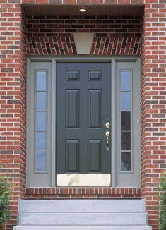 Exterior Window Trim Brick red brick house trim color ideas part 5 - red brick exterior house