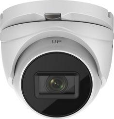 Κάμερα Ultra low light  Dome 8MP  Mε φακό Motorized  Γωνία θέασης  108.1° - 45.6°  Υπέρυθρος φωτισμός έως 60m.  IP67  WDR 130db  Περίβλημα Μεταλλικό.  Αναλογικά Πρωτόκολλα: CVI-TVI-AHD-CVBS