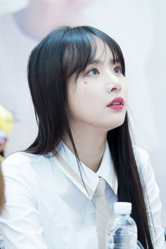 WJSN ♡ SeolA 설아 (Kim HyunJyng 김현정) at Hanam Fansign 160918 하남 #팬싸인회 #우주소녀 Kpop Girl Groups, Korean Girl Groups, Kpop Girls, Kim Hyun, Fan Picture, Cosmic Girls, Gorgeous Women, Beautiful, Aesthetic Photo