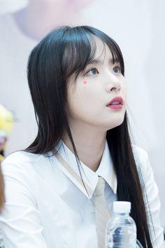 WJSN ♡ SeolA 설아 (Kim HyunJyng 김현정) at Hanam Fansign 160918 하남 #팬싸인회 #우주소녀
