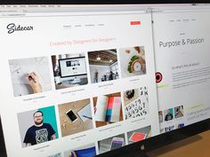 Sidecar is live! By designers. For designers. on Behance