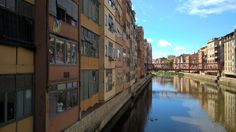 Girona, a beautiful city near the Pyrenees