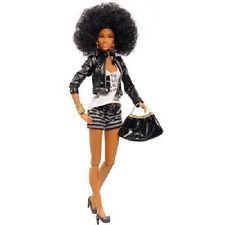 Cynthia Bailey Collectors Barbie, Limited Edition Doll, Cert of Authenticity!