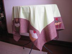 Toalha de mesa   Feito por mim Milene   Elo7