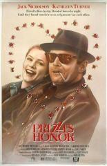El honor de los Prizzi_1986