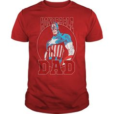 Marvel Captain America Father's Day Honor Graphic T-Shirt #gift #ideas #Popular #Everything #Videos #Shop #Animals #pets #Architecture #Art #Cars #motorcycles #Celebrities #DIY #crafts #Design #Education #Entertainment #Food #drink #Gardening #Geek #Hair #beauty #Health #fitness #History #Holidays #events #Home decor #Humor #Illustrations #posters #Kids #parenting #Men #Outdoors #Photography #Products #Quotes #Science #nature #Sports #Tattoos #Technology #Travel #Weddings #Women