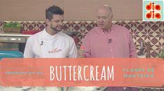 COMO FAZER BUTTERCREAM || Lucas Piubelli na Band - Flores de Manteiga [P...