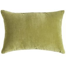 Lindon Lumbar Pillow - Green