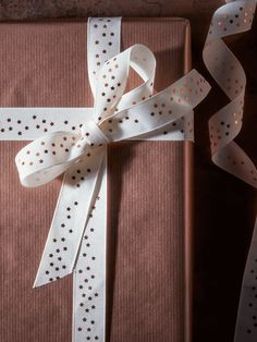 Fabulous Wired Copper Ribbon