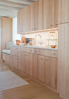 1000 images about quarter sawn white oak kitchen for White wood grain kitchen cabinets