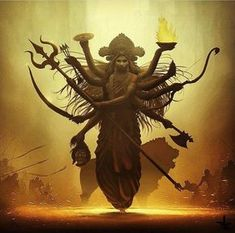 According to Shaktism and Hindu mythology, Adi Para Shakti—the Goddess, Devi—is the Supreme Being.